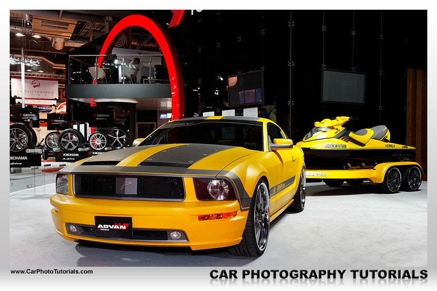 Car Photography Tutorials Photographing An Indoor Car Show Like A Pro - Indoor car show