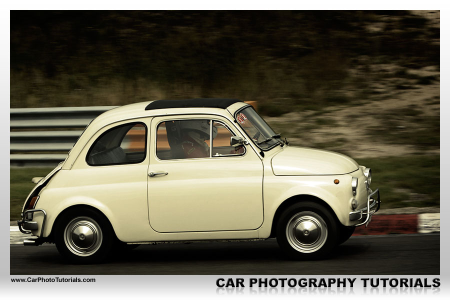 Car Photography Tutorials - Old fashion digital photographs