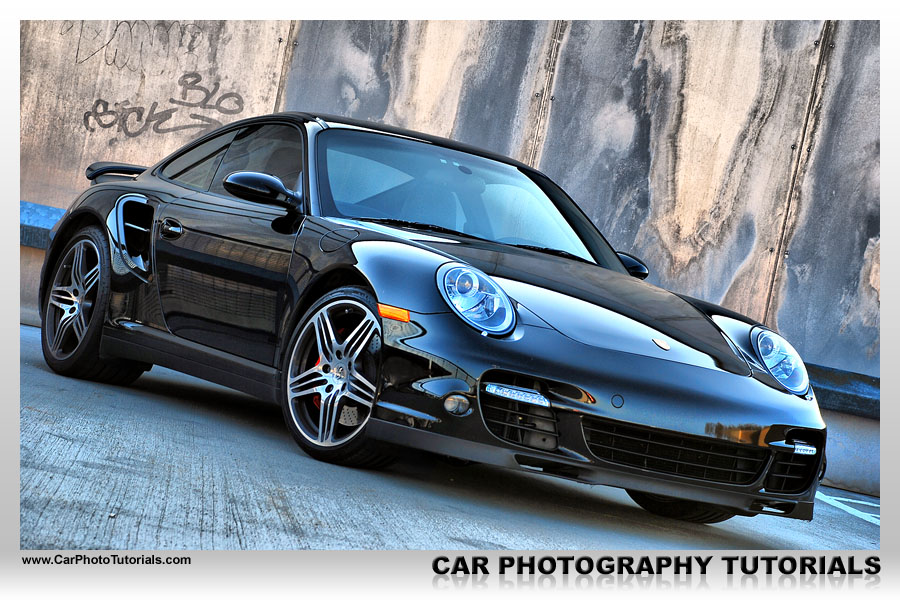 Car Photography Tutorials - 10 tips for your first outdoor