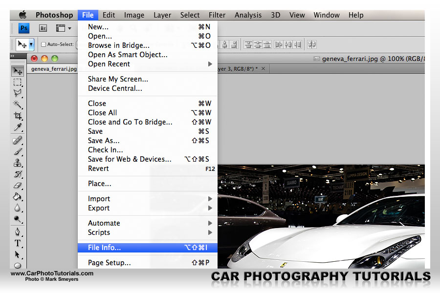 how to add watermark using photoshop cc