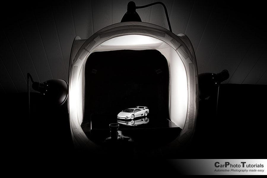 Car Photography Tutorials Scale Car Photography